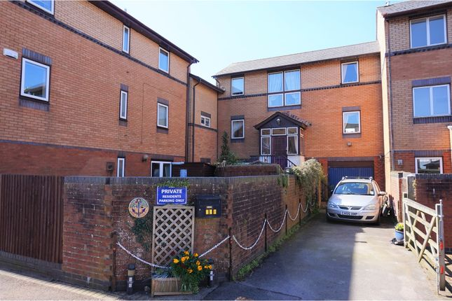 Thumbnail Town house for sale in Plas Taliesin, Penarth