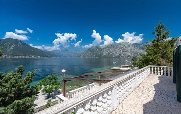 Thumbnail Property for sale in Waterfront Villa, Dobrota, Kotor Bay, Montenegro, 85331