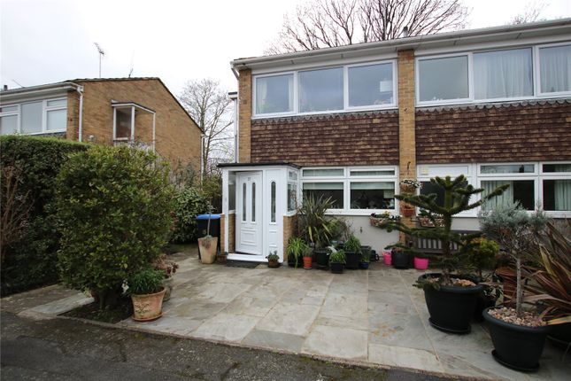 Thumbnail Maisonette for sale in Byfleet, West Byfleet, Surrey