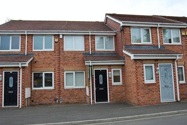 Thumbnail Terraced house to rent in Rosehill Road, Wallsend