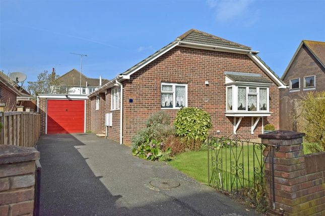 Thumbnail Detached bungalow for sale in Maralyn Avenue, Waterlooville, Hampshire