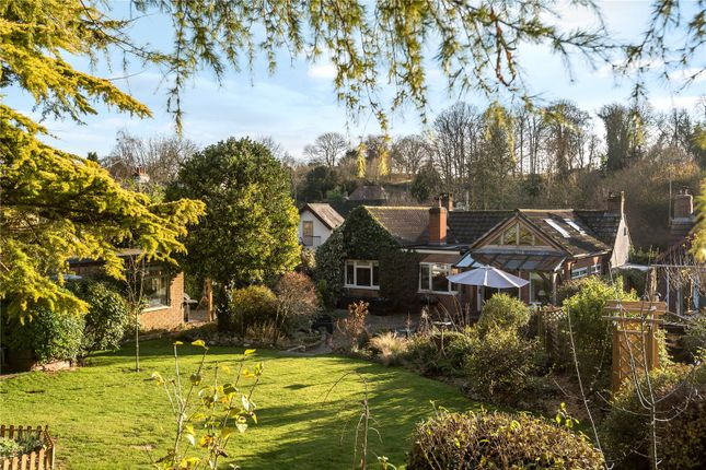 Thumbnail Bungalow for sale in Heathman Street, Nether Wallop, Stockbridge, Hampshire