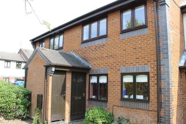 1 bed maisonette to rent in Chepstow Close, Stratford-Upon-Avon CV37