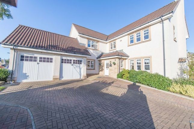 Thumbnail Detached house for sale in Bruce Street, Bathgate