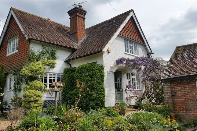 Thumbnail Semi-detached house for sale in Wrotham Hill, Dunsfold, Godalming, Surrey