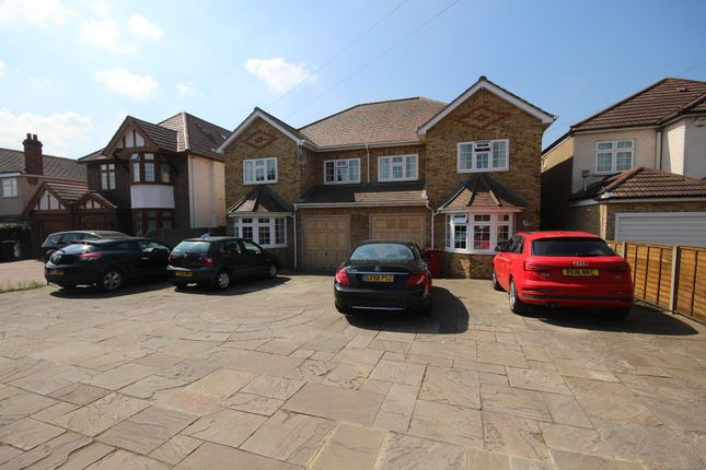 Thumbnail Semi-detached house to rent in Langley Road, Langley, Slough
