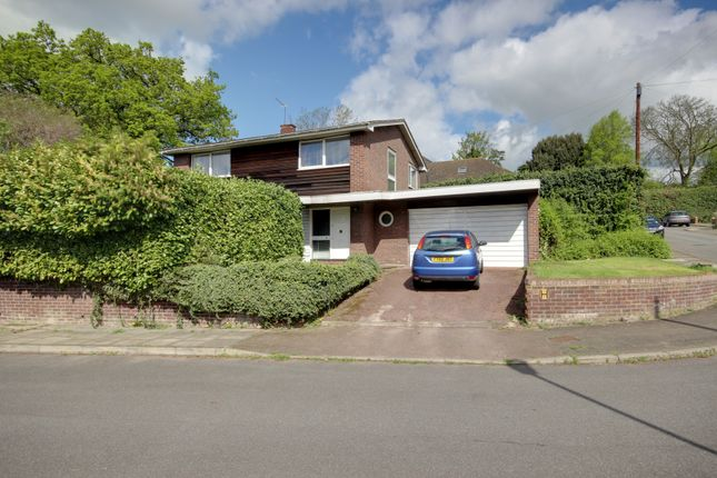 Thumbnail Detached house for sale in Eversley Mount, Winchmore Hill