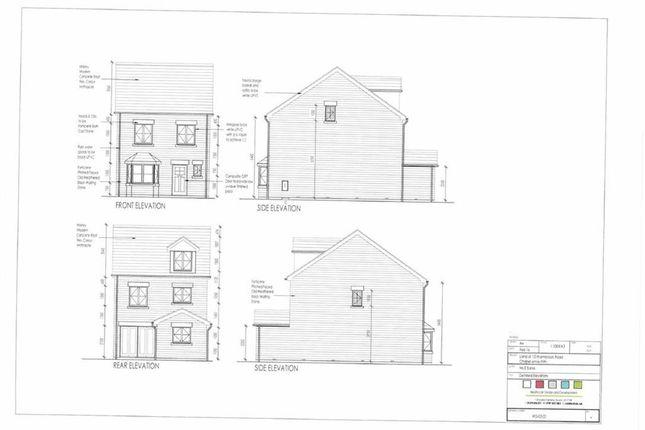 Thumbnail Detached house for sale in Warmbrook Road, Chapel-En-Le-Frith, High Peak