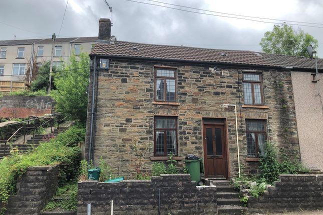 2 bed end terrace house for sale in 27 Rickards Street, Pontypridd, Rhondda Cynon Taff CF37