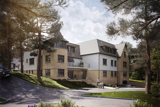 Thumbnail Flat for sale in Crosstrees Show Home, Lilliput Road, Poole