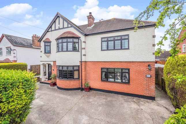 Thumbnail Detached house for sale in Ipswich Road, Colchester