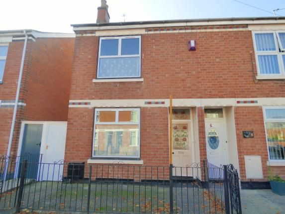 Thumbnail Semi-detached house for sale in Clevedon Road, Gloucester, Gloucestershire