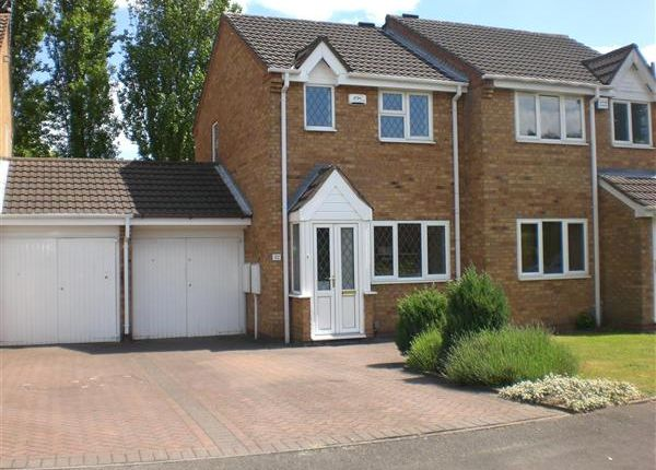 Thumbnail Semi-detached house for sale in Oxford Drive, Acocks Green, Birmingham