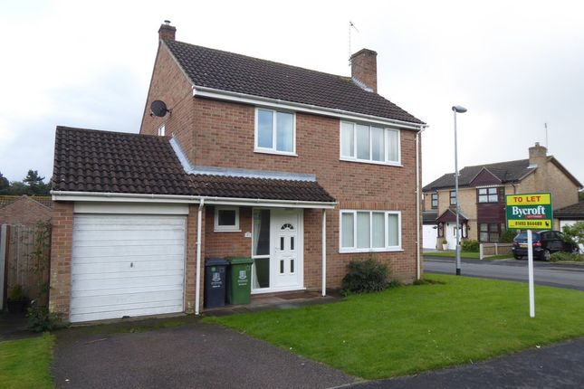 Thumbnail Detached house to rent in Bracecamp Close, Ormesby, Great Yarmouth