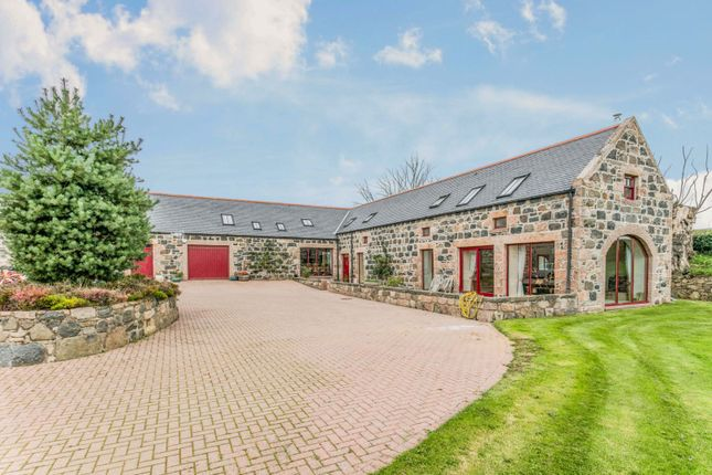 Thumbnail Semi-detached house for sale in Pitcaple, Inverurie