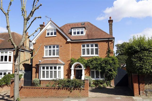 Thumbnail Detached house to rent in St Simon's Avenue, Putney