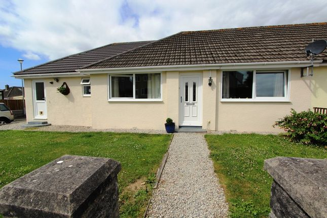 Thumbnail Semi-detached bungalow for sale in Roeselare Avenue, Torpoint