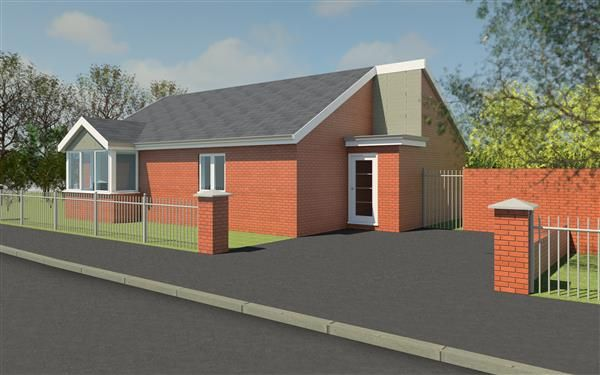 Thumbnail Bungalow for sale in Ellards Drive, Wednesfield, Wednesfield