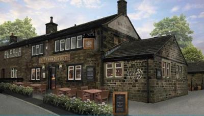 Thumbnail Pub/bar to let in Farmers Boy, 44 Marsh Lane, Huddersfield, West Yorkshire