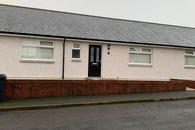 3 bed semi-detached house to rent in Woodcockair Street, Brydekirk, Annan DG12