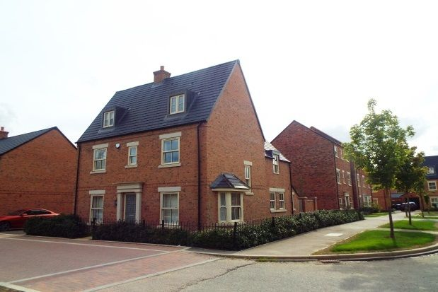 Thumbnail Detached house to rent in Flanders Close, Bicester