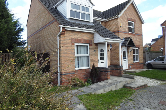 Thumbnail Semi-detached house to rent in Bowmont Way, Kingswood