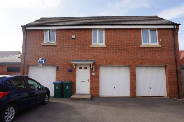 Thumbnail Flat for sale in Signals Drive, Stoke, Coventry
