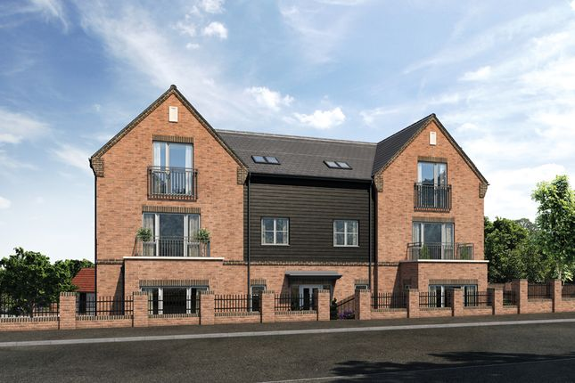 Thumbnail Flat for sale in Deepcut, Camberley