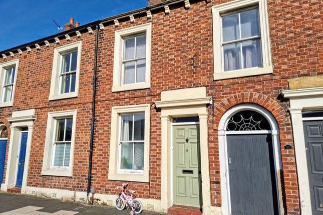 Thumbnail Terraced house to rent in St. Nicholas Street, Carlisle