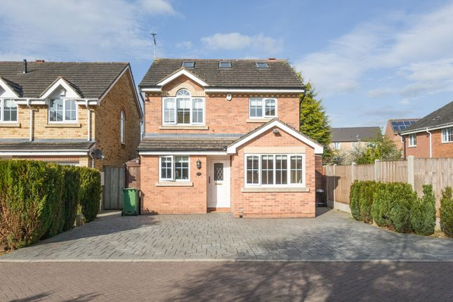 3 bed detached house for sale in Boulton Court, Oadby, Leicester