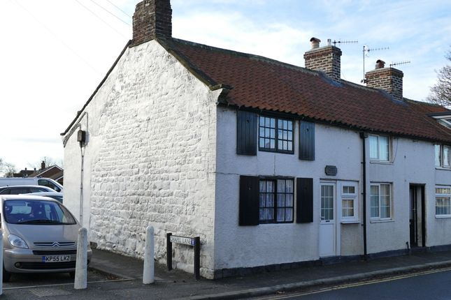 Thumbnail Cottage to rent in 78 Main Street, Cayton