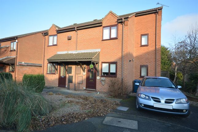 Thumbnail Terraced house for sale in Sheepfold Lane, Ruddington, Nottingham