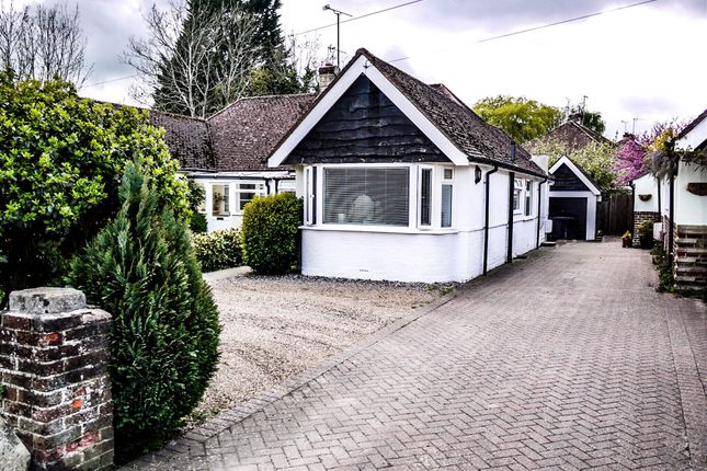 Thumbnail Semi-detached bungalow for sale in Ockley Lane, Hassocks