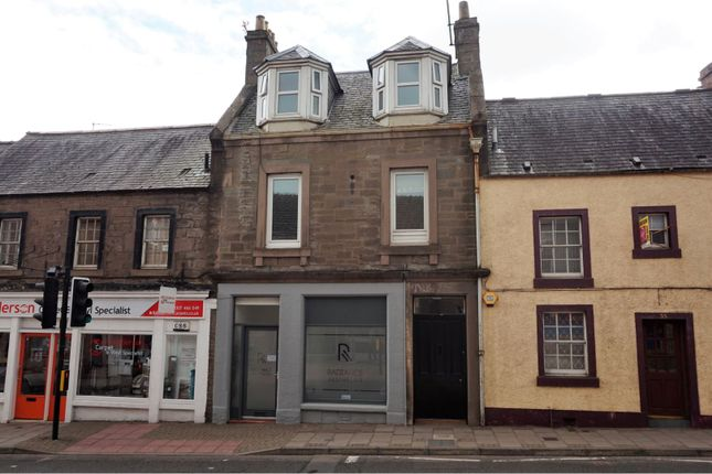 Front View of West High Street, Forfar DD8
