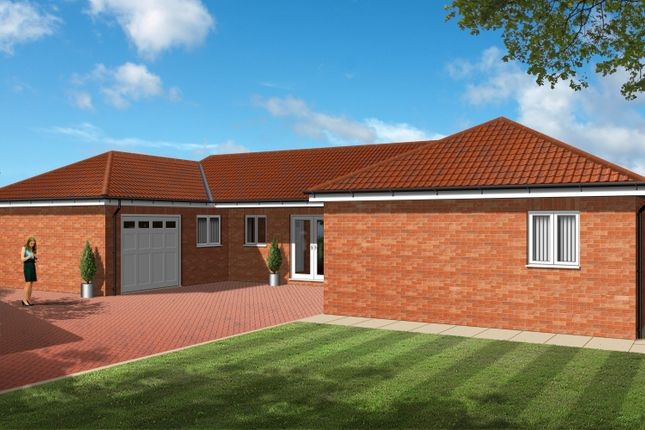 Thumbnail Bungalow for sale in New Bungalow, New Road, Mapplewell, Barnsley