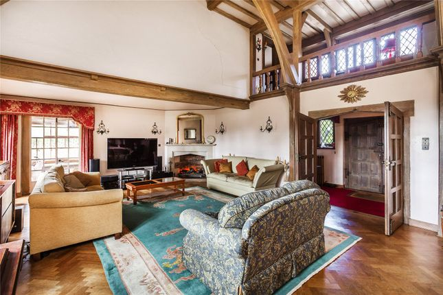 Drawing Room of Givons Grove, Leatherhead, Surrey KT22