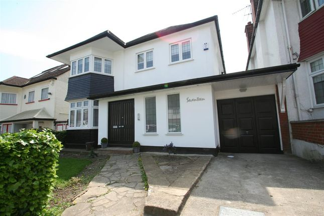 Thumbnail Detached house to rent in Mayfield Gardens NW4, Hendon