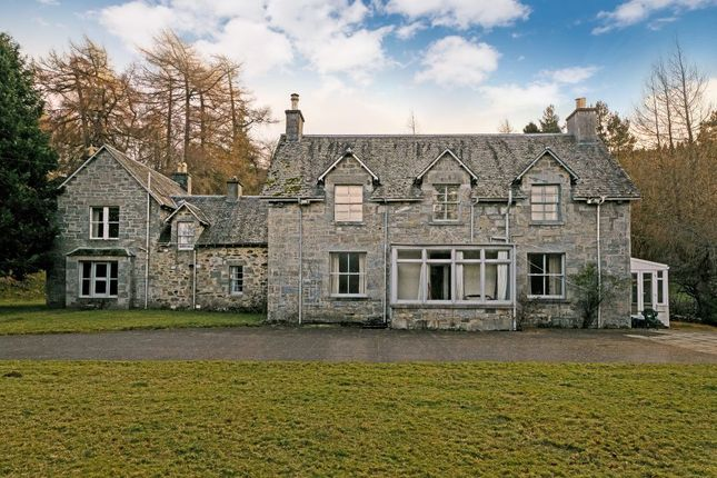 Thumbnail Detached house for sale in Lassintullich House, Kinloch Rannoch, Perthshire