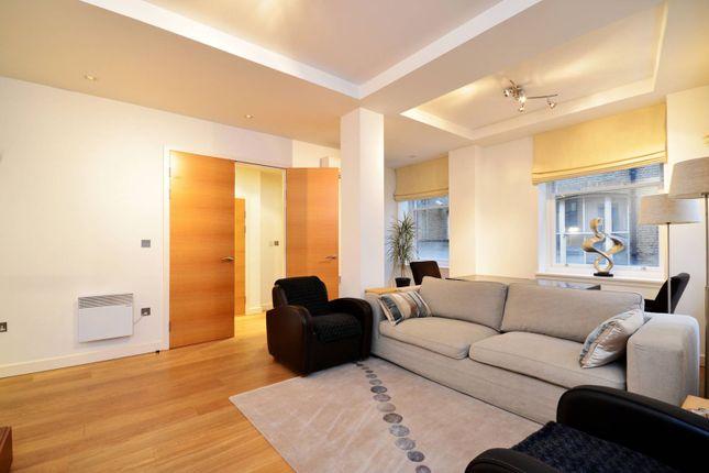 Thumbnail Flat to rent in Martin Lane, City, London