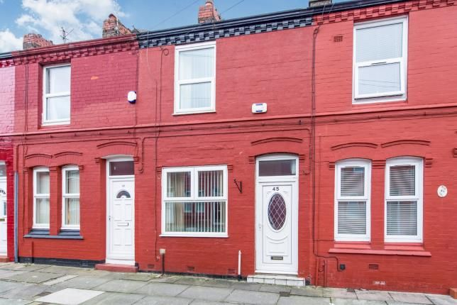 Thumbnail Terraced house for sale in Goswell Street, Liverpool, Merseyside