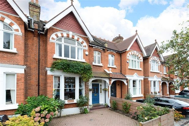 Thumbnail Terraced house for sale in Turney Road, London