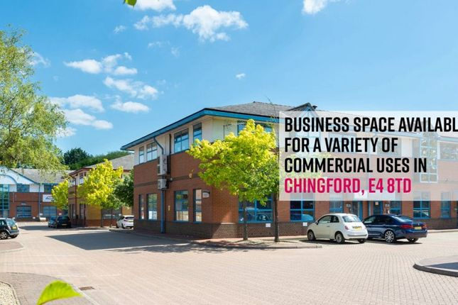 Thumbnail Office to let in Trinity Park, Chingford