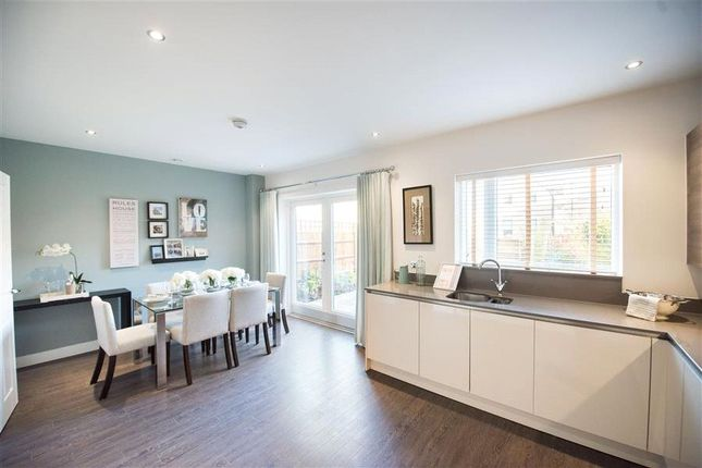 Thumbnail End terrace house for sale in Oakleigh Grove, Sweets Way