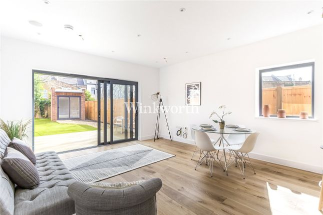Thumbnail End terrace house for sale in Brownlow Road, London