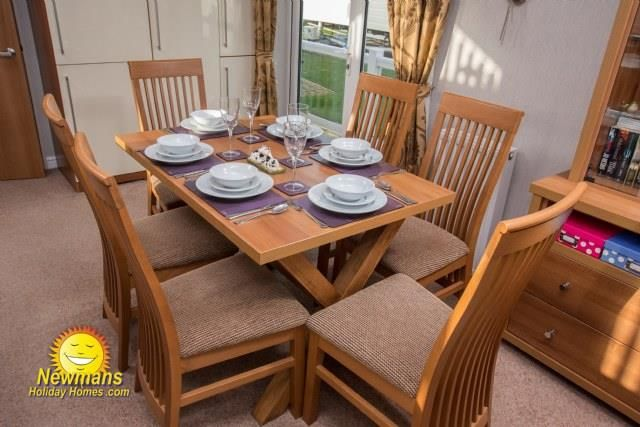 Dining Area of Ocean View, Sandy Bay, Exmouth EX8
