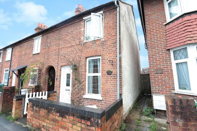Thumbnail End terrace house to rent in Northern Road, Aylesbury, Buckinghsmashire