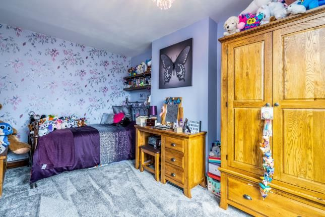 Bedroom Two of Roman Road, Birstall, Leicester LE4