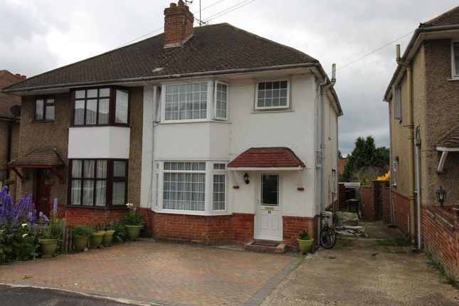 4 bed semi-detached house for sale in Newport Road, Aldershot