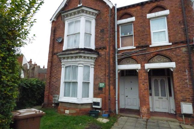 Thumbnail Terraced house to rent in Littlefield Lane, Grimsby