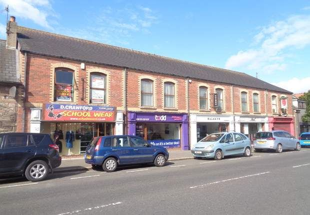 Thumbnail Retail premises to let in Unit 4, 39–53 Bloomfield Avenue, Belfast, County Antrim